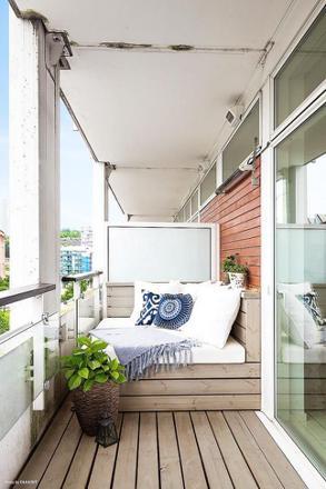 banquette balcon