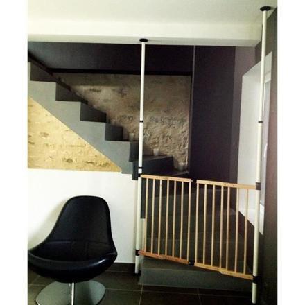 barriere securite escalier sans barre seuil