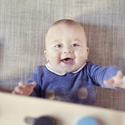 bébé 6 mois