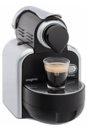 cafetiere nespresso magimix