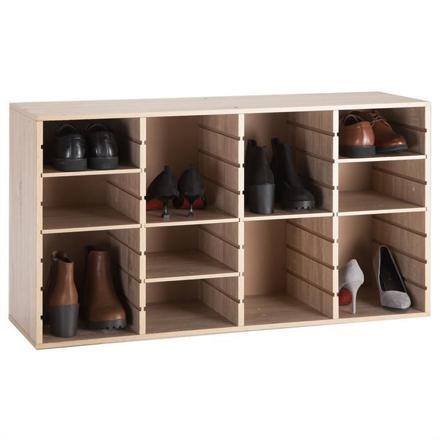 casier à chaussures