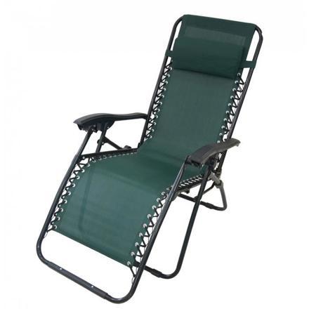 chaise longue jardin