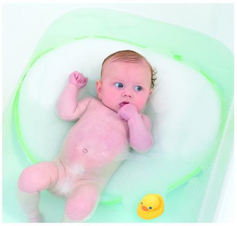 coussin de bain bébé