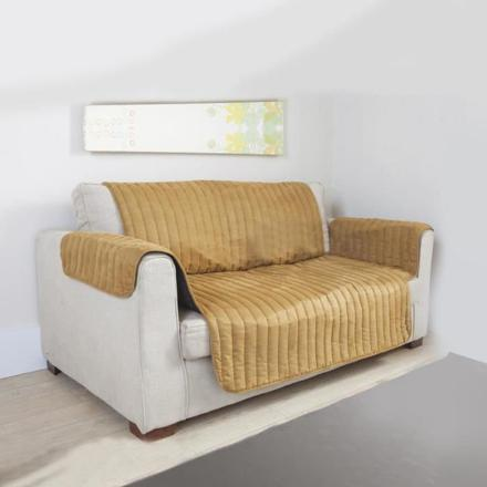 couvre canapé