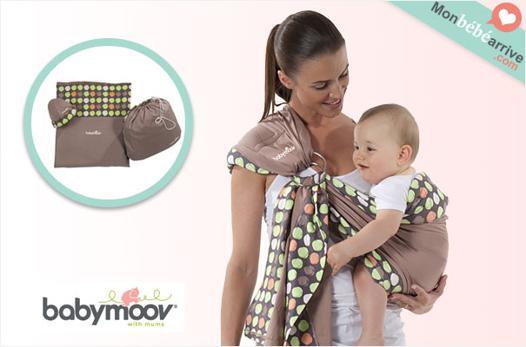 echarpe portage babymoov