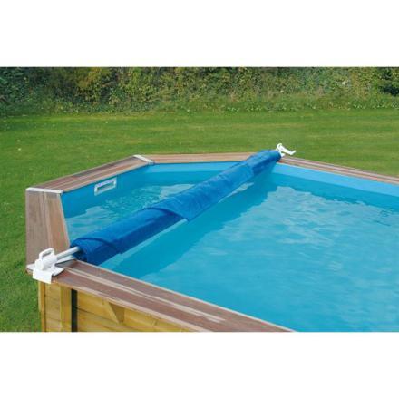 enrouleur bache piscine