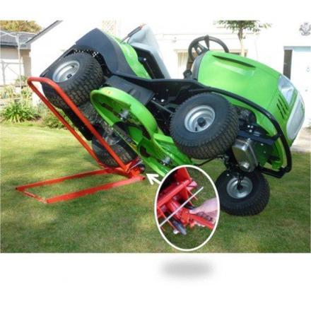 entretien tracteur tondeuse
