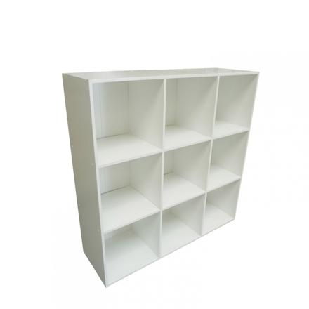 etagere 9 cases