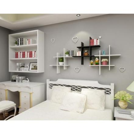 etagere murale chambre