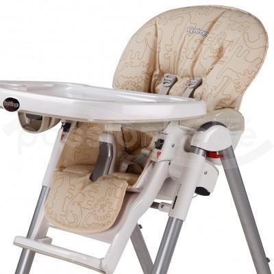 housse chaise haute peg perego