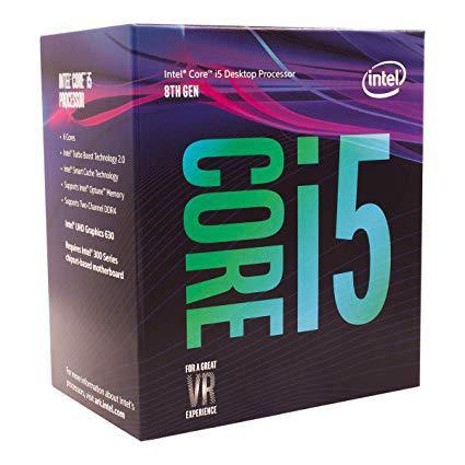 i5 8400