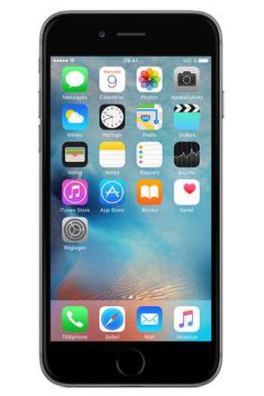 iphone 6 32go neuf