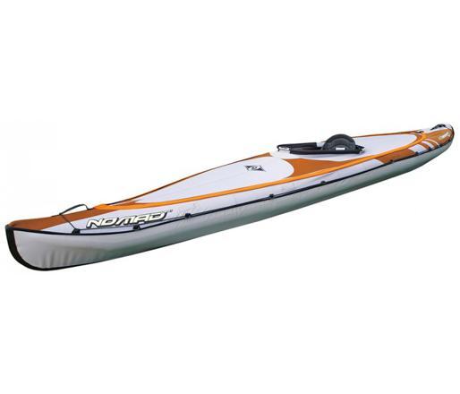 kayak gonflable mer