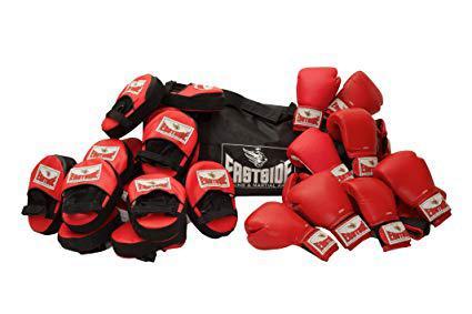 kit de boxe