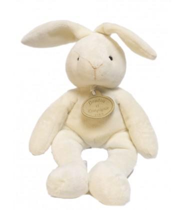 lapin blanc doudou et compagnie