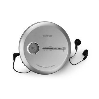 lecteur cd portable