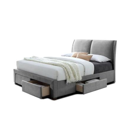 lit double avec tiroir