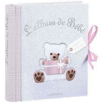 livre de naissance garçon