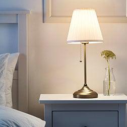luminaire pour chambre