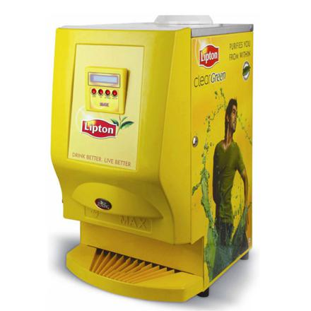 machine a the lipton
