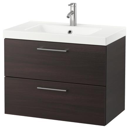meuble lavabo