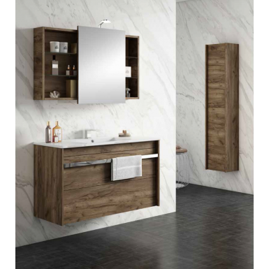 meuble salle de bain suspendu