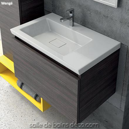 meuble vasque 70 cm