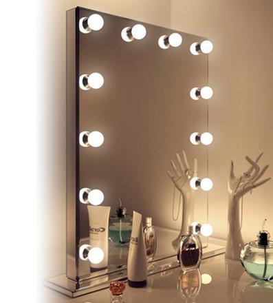 miroir lumineux