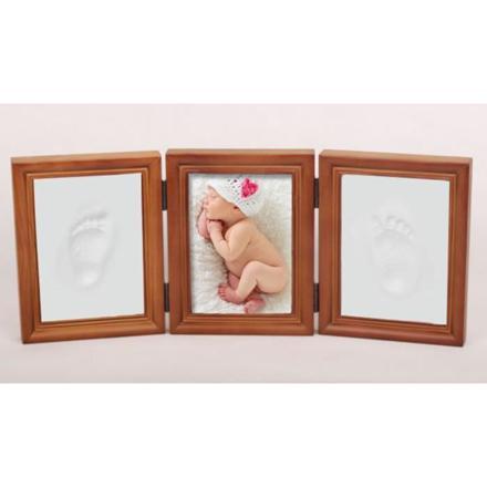 moulage empreinte bébé