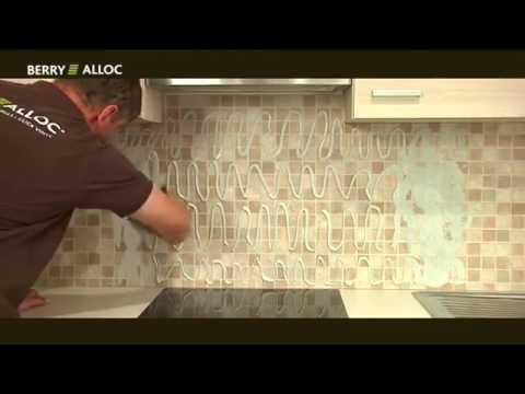 panneau mural pour cuisine