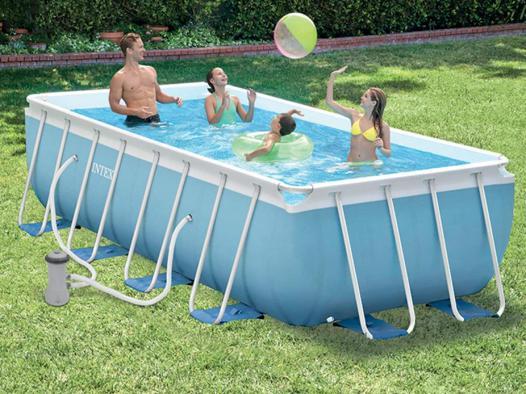 piscine tubulaire intex
