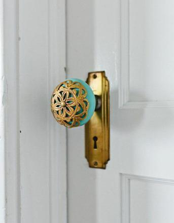 poignée de porte originale