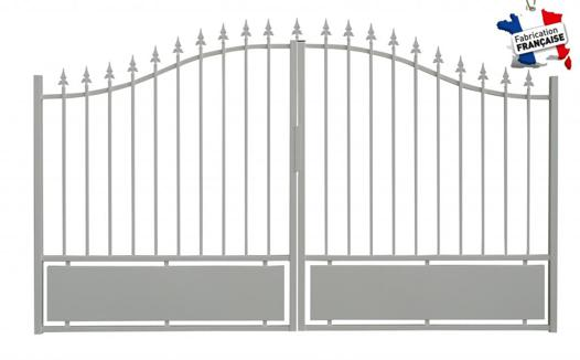 portail 4m