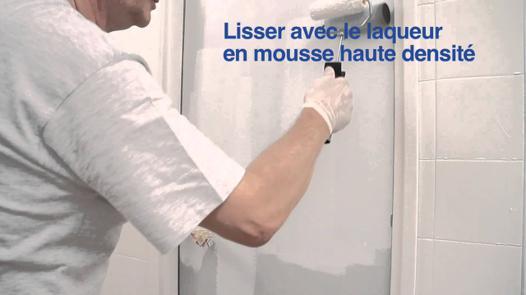 quel rouleau pour peindre une porte