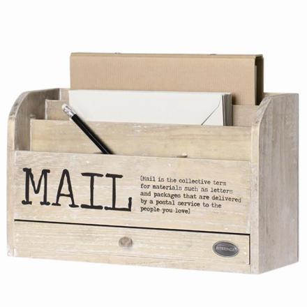 rangement courrier