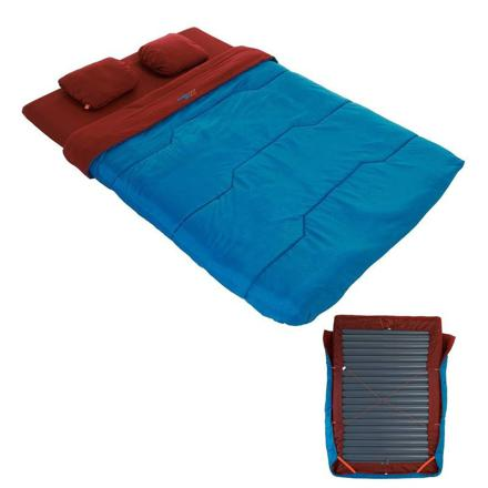 sleepin bed 2 personnes