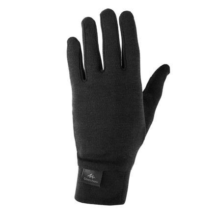 sous gants soie