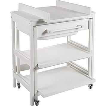 table à langer comfort quax