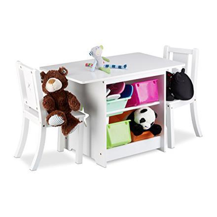 table avec chaise enfant
