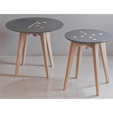 table tabouret