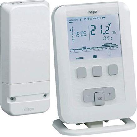 thermostat radio