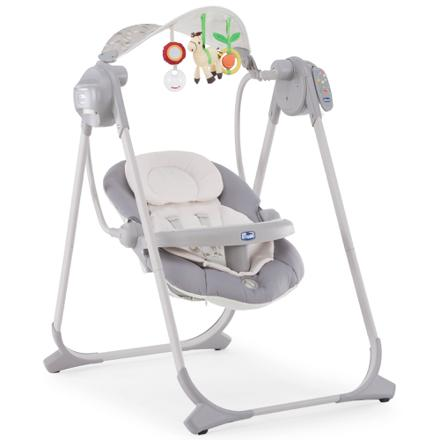 balancelle bébé chicco polly swing