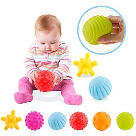 balle sensorielle bébé