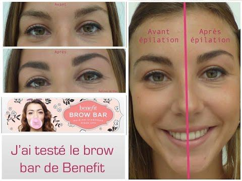 bar à sourcils benefit