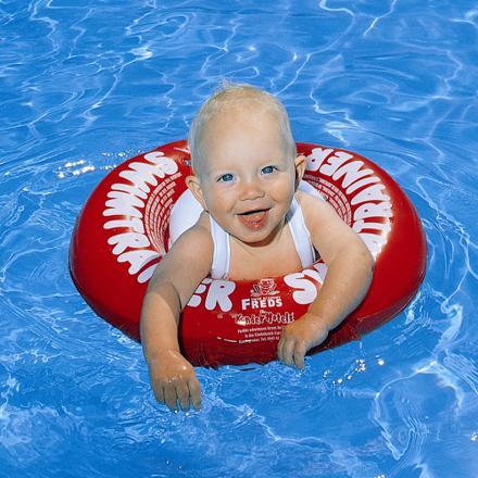 bouée bébé 3 mois