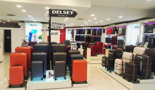 boutique delsey paris
