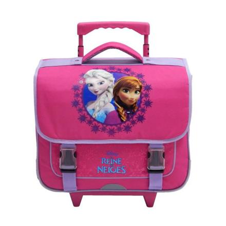 cartable a roulette reine des neiges