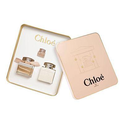 coffret parfum chloé