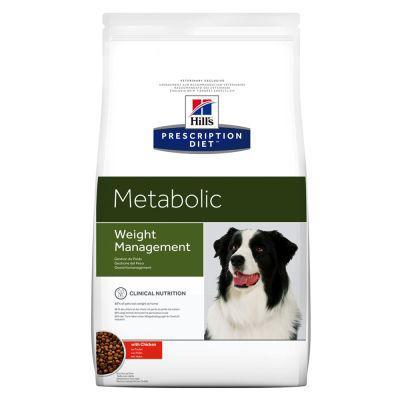 croquette metabolic chien