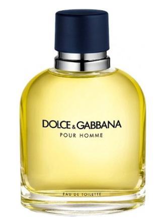 dolce gabbana homme parfum